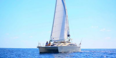 Luxury Catamaran 36 feet long